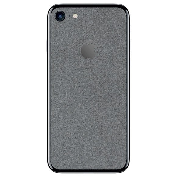 iPhone 8 ALCANTARA Gray Skin