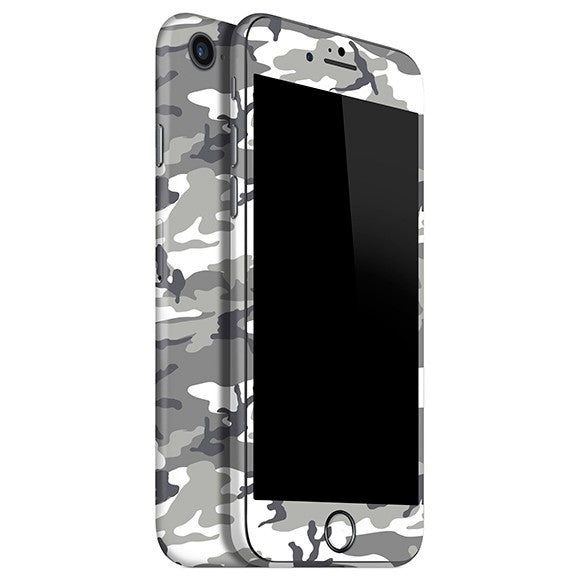 iPhone 8 CAMO Grys Vel