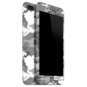 iPhone 7 Plus CAMO Gray Skin