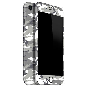 iPhone 7 CAMO Grys Vel