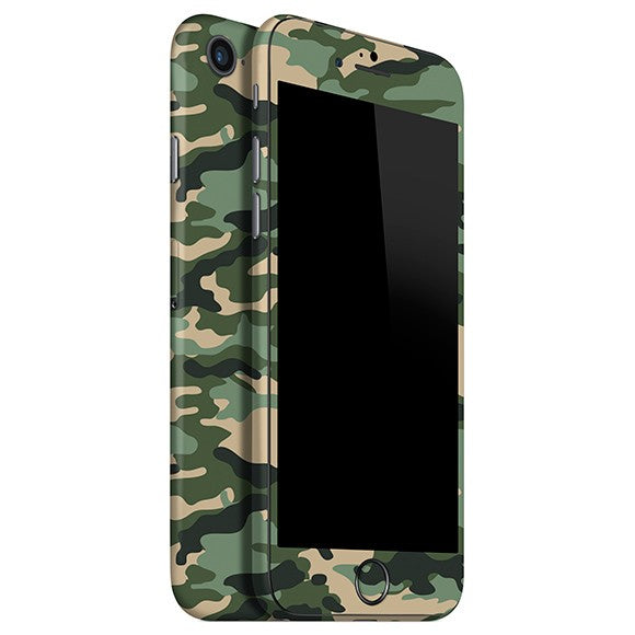 iPhone 7 CAMO Green Skin