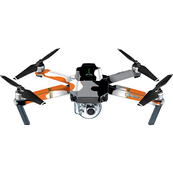 DJI Mavic Pro CAMO Orange Ngozi