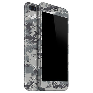 Skin CAMO Pixel Grey para iPhone 8 Plus
