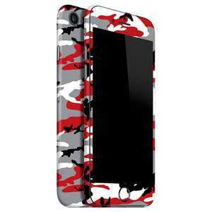 iPhone 7 CAMO Rooi Vel