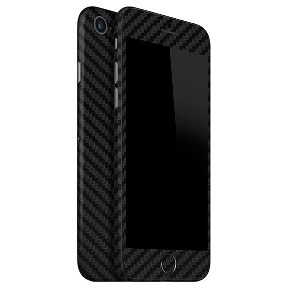 Skin Negro para iPhone 8 CARBON