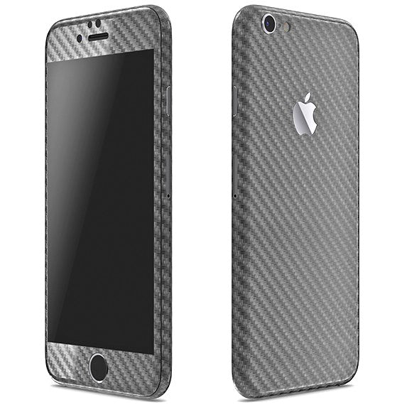 iPhone 6S Plus CARBON Gray Skin