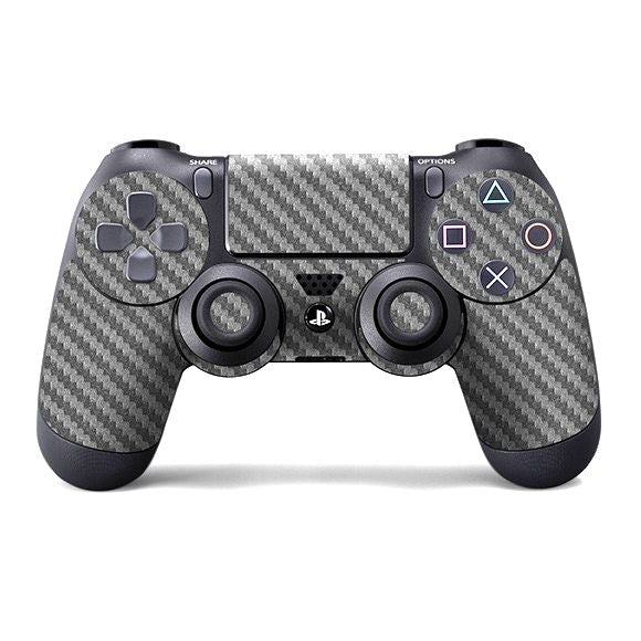 PlayStation 4 Controller CARBON Gray Skin