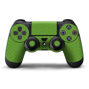 PlayStation 4 Controller CARBON Green Skin