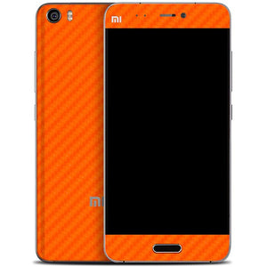 Xiaomi Redmi Y2 CARBON Orange Skin