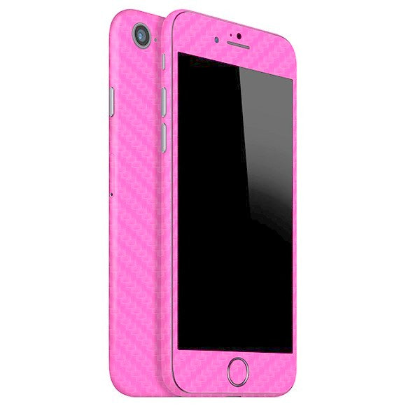 iPhone 7 CARBON Pink Skin
