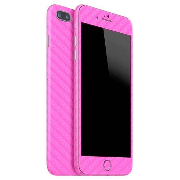Skin Rosa para iPhone 7 Plus CARBON