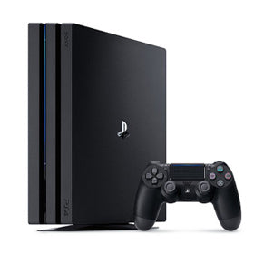 PlayStation 4 Pro CLEAR Skin