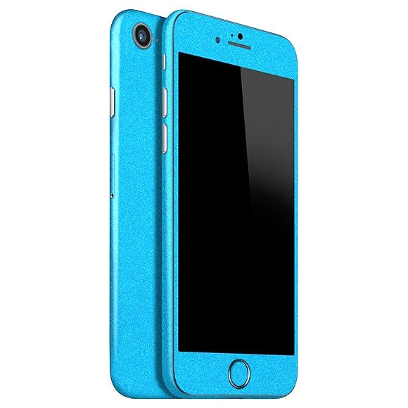 iPhone 8 DIAMOND Blue Skin