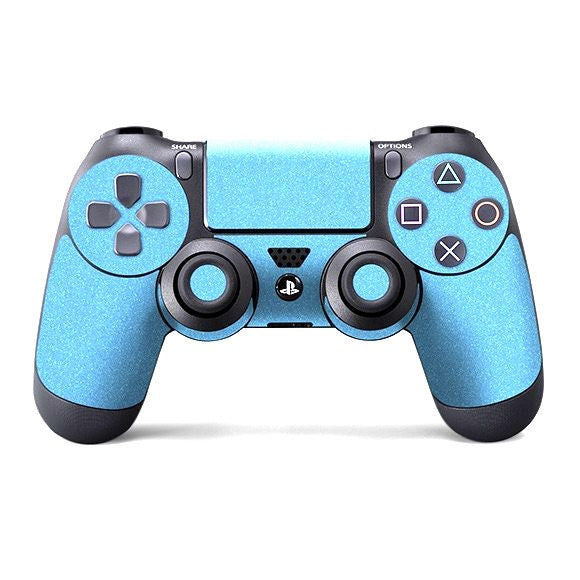 PlayStation 4 Controller DIAMOND Blue Skin