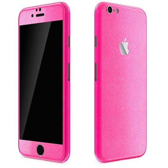 iPhone 6S Plus DIAMOND Pink Skin