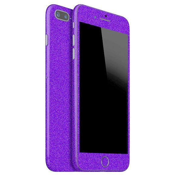 iPhone 7 Plus DIAMOND Skin Purple
