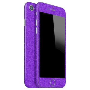 iPhone 8 DIAMOND Purple Skin