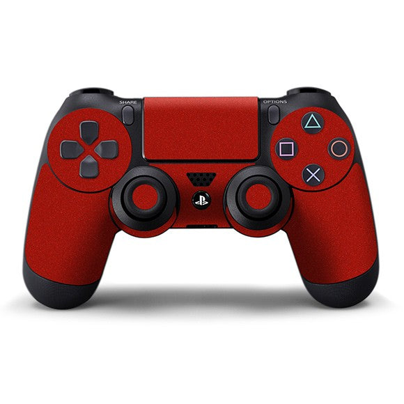PlayStation 3 Controller DIAMOND Red Skin