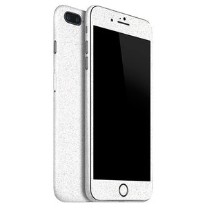 Skin Blanco para iPhone 8 Plus DIAMOND.