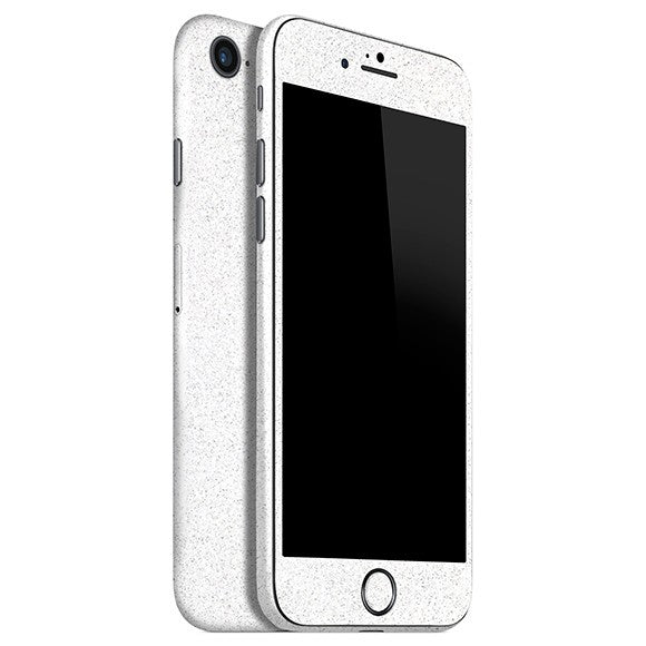 Skin Blanco para iPhone 7 DIAMOND.