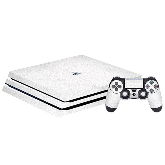 PlayStation 4 Pro DIAMOND White Skin