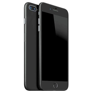 iPhone 7 Plus GLOSS Black Skin