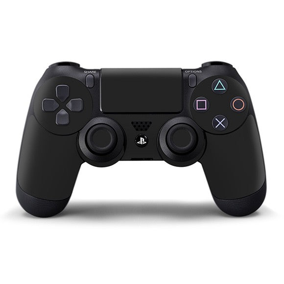 PlayStation 4 Controller GLOSS Black Skin