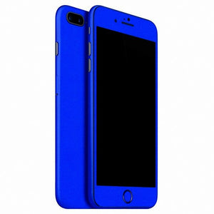 iPhone 7 Plus GLOSS Blue Skin