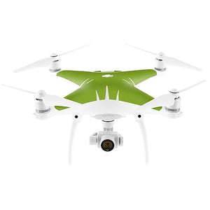 DJI Phantom 4 GLOSS Green Skin