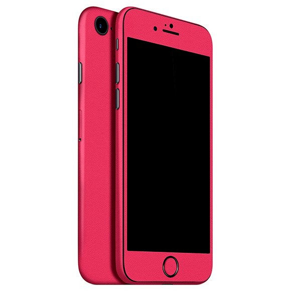 iPhone 7 GLOSS Pink Skin