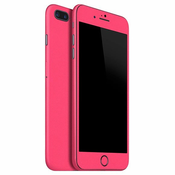 iPhone 7 Plus GLOSS Pink Skin