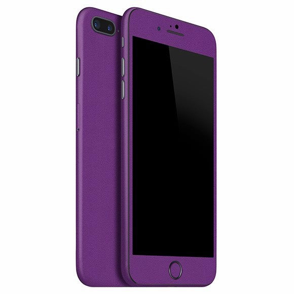 iPhone 7 Plus GLOSS Purple Skin