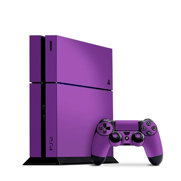 PlayStation 4 GLOSS Purple Skin
