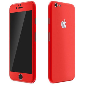 iPhone 6S Plus GLOSS Red Skin