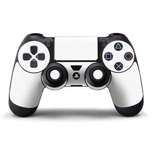 PlayStation 4 Controller GLOSS White Skin