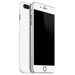 Skin Blanco para iPhone 8 Plus GLOSS.