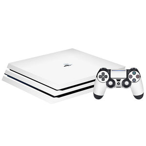 PlayStation 4 Slim GLOSS White Skin