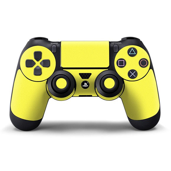 PlayStation 3 Controller GLOSS Yellow Skin