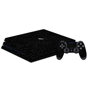 PlayStation 4 Slim LEATHER የአቆስጣ ቆዳ