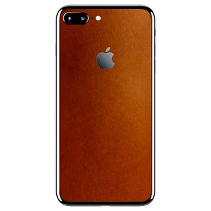 Piel Marrón para iPhone 7 Plus LEATHER
