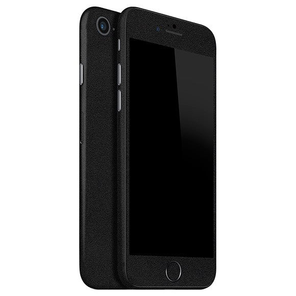 iPhone 7 MATT Black Skin