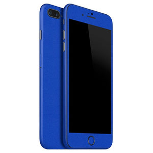 iPhone 7 Plus MATT Blue Skin