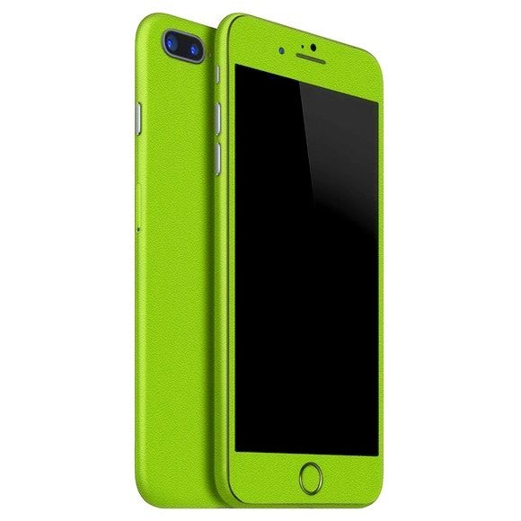 Skin Verde para iPhone 7 Plus MATT