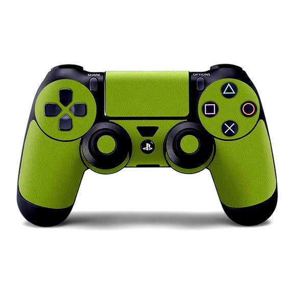PlayStation 3 Controller MATT Green Skin