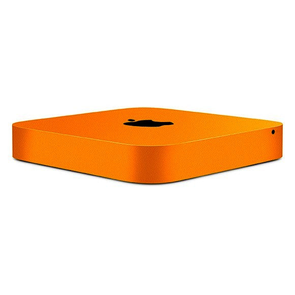 Mac Mini MATT Orange Skin