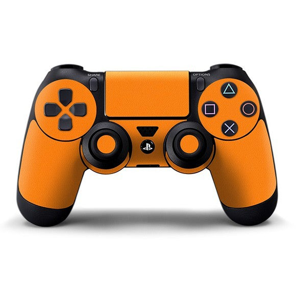 PlayStation 4 Controller MATT Orange Skin