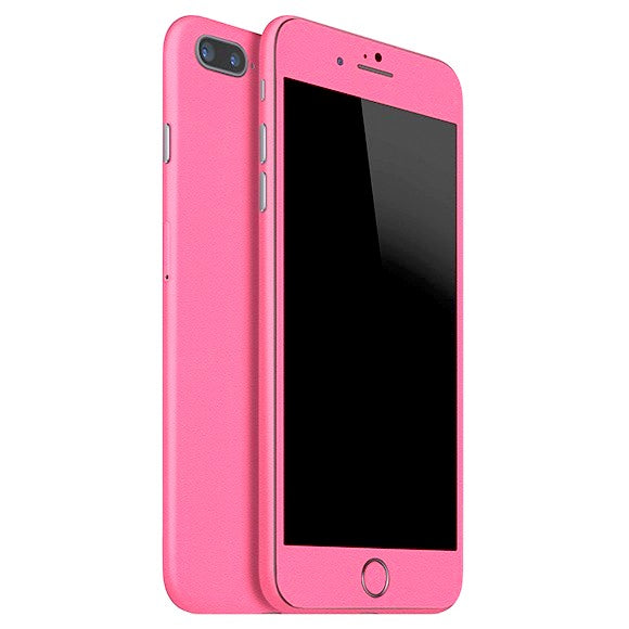 iPhone 7 Plus MATT Pink skin