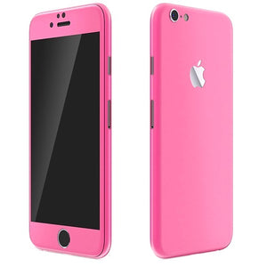 iPhone 6S Plus MATT Pink Skin