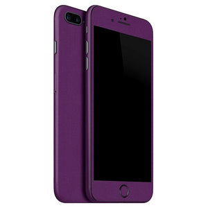 iPhone 7 Plus MATT Purple Skin