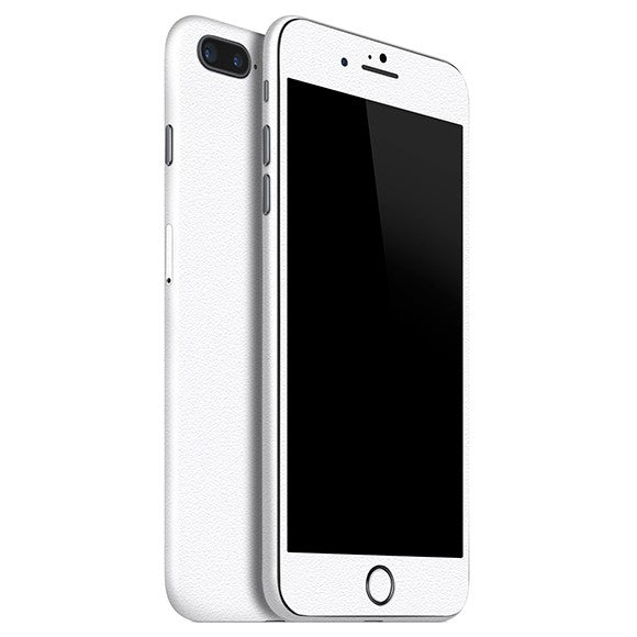 iPhone 7 Plus MATT White Skin